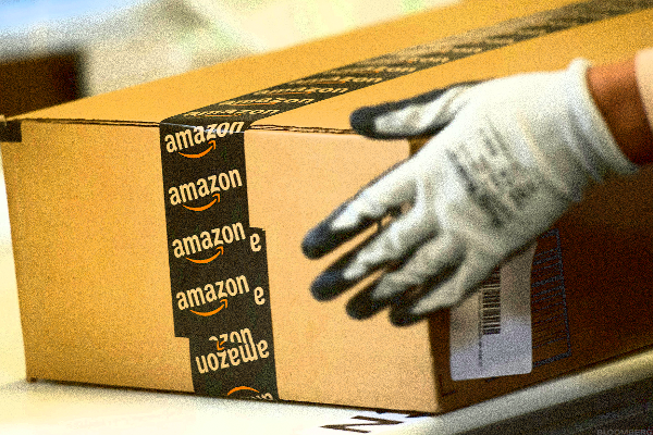 Fear of Amazon Upending the Healthcare System, Captured in One Crazy Photo