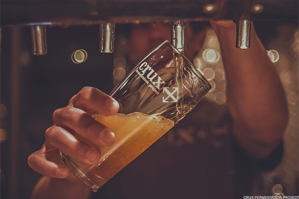 Epicenter Of Craft Beer Movement