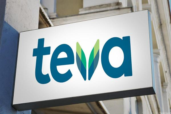 Teva Shares Higher After Drugmaker Proposes $23B Global Opioid Settlement