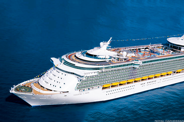 A Soaring Stock Market and Plunging Oil Prices Are Major Tailwinds, Royal Caribbean CEO Says