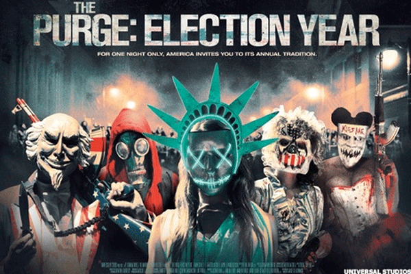 The Purge Election Year Poster Wallpapers: 5 Movies That Tapped Into The Zeitgeist To Become Huge