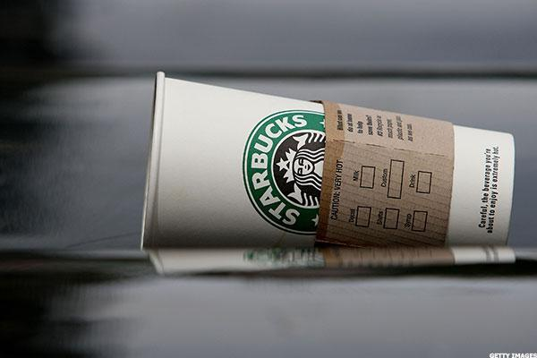 Starbucks Just Flashed a Big, Green Flag