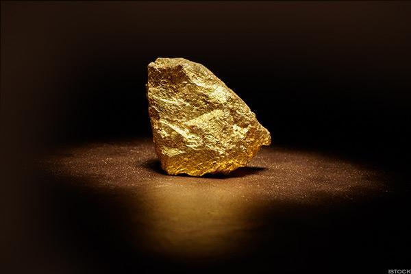 Intermediate Trade: Gold ETF