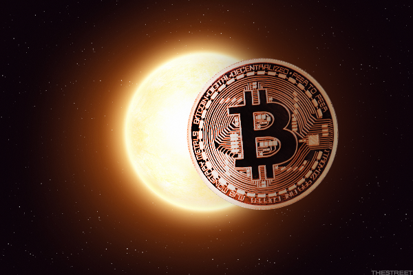 Bitcoin, not the eclipse.