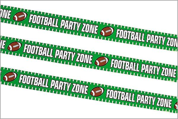 Party Zone Tape