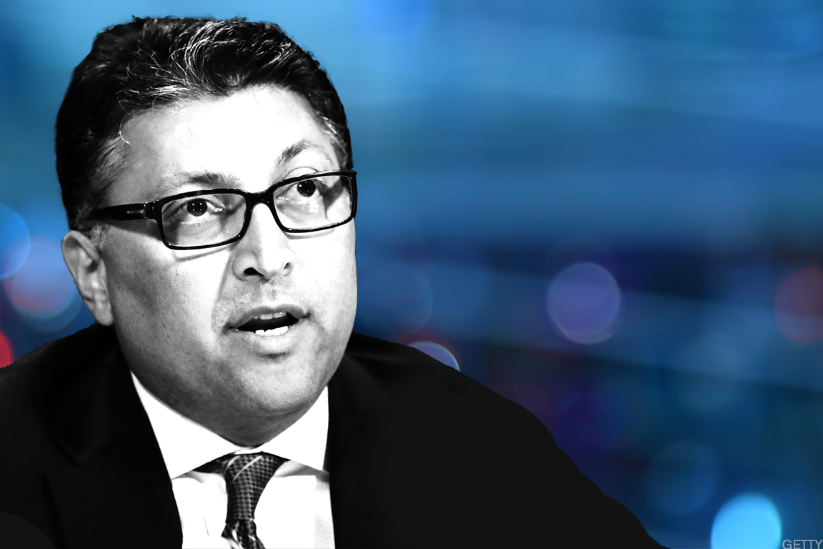 DOJ antitrust chief Makan Delrahim