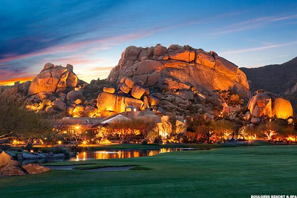 5. Boulders Resort & Spa in Carefree, Arizona