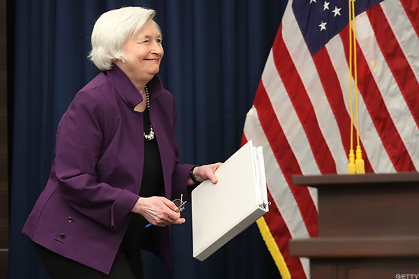 Yellen rattled markets.