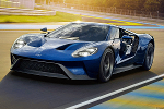 Ford Reveals a Crazy Option On It's $400,000 GT Supercar That Will Get You Quickly to 216 mph