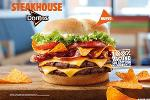 Zany Burger King Food Campaign Follows Whopperitos With Doritos Burger