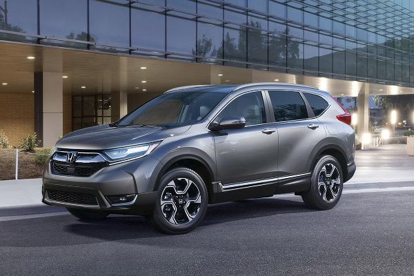 Crossover SUVs: Honda CR-V