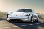 Tesla's Competition? Meet Porsche's 600hp Electric Supercar