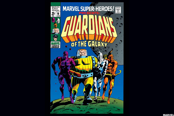 3. Marvel Super-Heroes, No. 18 (1969)