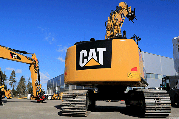 Caterpillar Doesn't See Federal Probe Impacting Results
