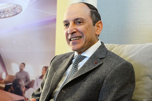 Qatar Airways CEO Apologizes for Insults About U.S. Flight Attendants and U.S. Airlines