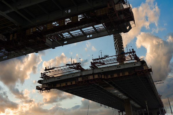 15 Stocks That Will Support the Coming Infrastructure Buildout