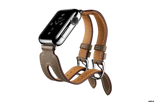 5. Apple Watch Series 2 by Hermés