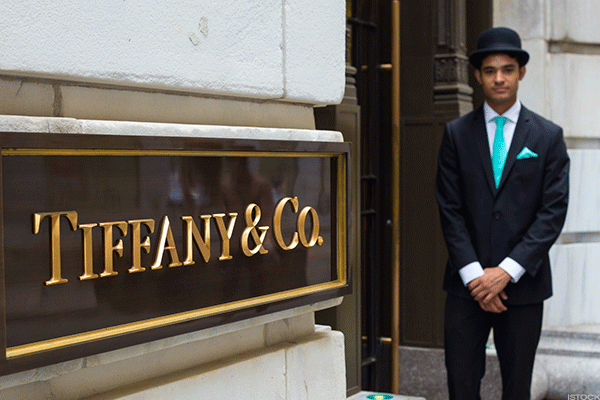 Even Tiffany & Co. isn't immune from retail's struggles.