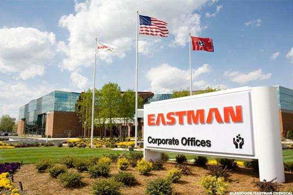 Eastman Chemical Gets a Positive Reaction