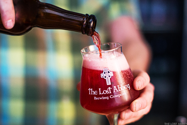 5. 2011 Lost Abbey Cable Car Kriek
