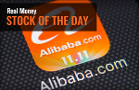 Alibaba Group's Technical Signs Lean Toward Move Higher