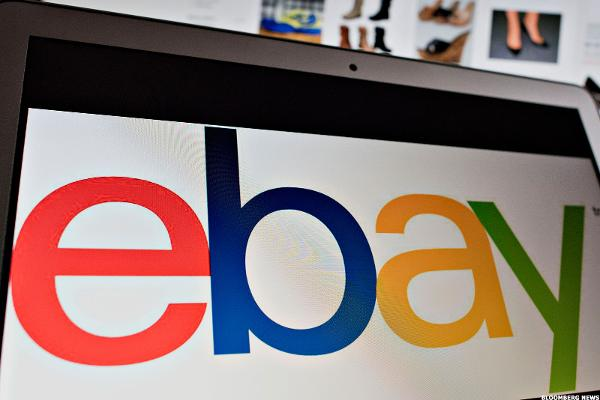 eBay Stock Tumbles in After-Hours Trading on Guidance