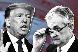 'By not acknowledging point blank that the slowdown is being caused by fears of more tariffs on top of what we already have, Powell may have thought he immunized himself from name-calling. I think he's wrong.'