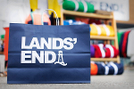 Lands' End Soars on Narrower-Than-Expected Second-Quarter Loss