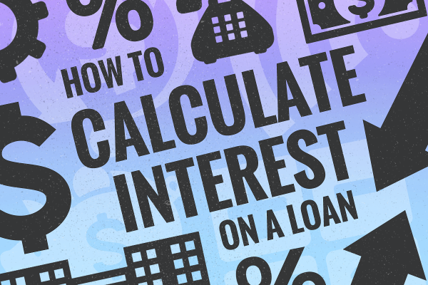 how to calculate interest on a loan  amortized  credit