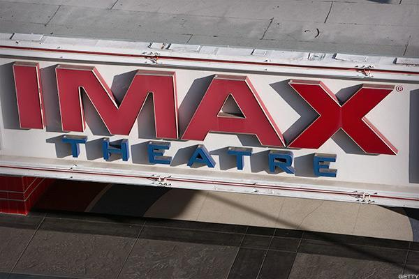 Imax Slashes 14% of Its Workforce and Now the Stock Is Rallying Hard