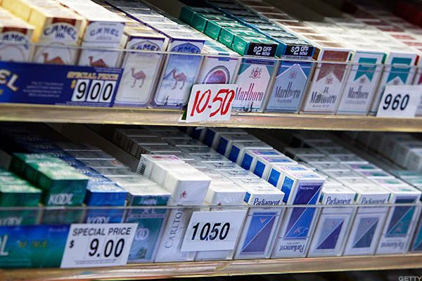 2009: Largest Federal Cigarette Excise Tax Hike in History