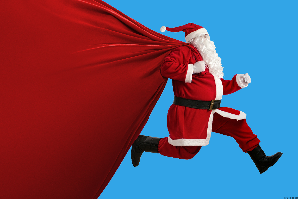 santa claus rally for stocks just months away thestreet