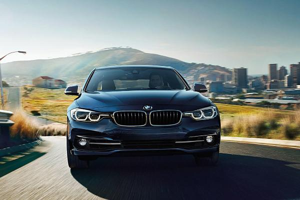 Luxury Cars: BMW 328