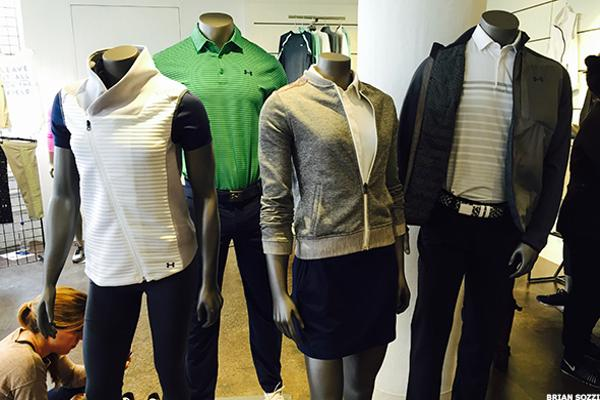 Slowing Apparel Market Could Sink Under Armour, Analysts Say
