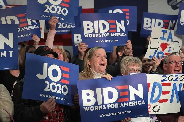 Jim Cramer: With Biden the Democratic Favorite, These Stocks Are Front-Runners