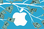 Apple Is More Willing Than Ever to Cut Large Checks to Suppliers and Startups