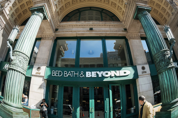 Bed Bath & Beyond Is Still Pointed Lower Without Signs of a Bottom