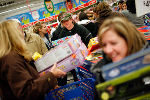 Early Black Friday Data Show Decent Results as Shoppers Spend on Themselves