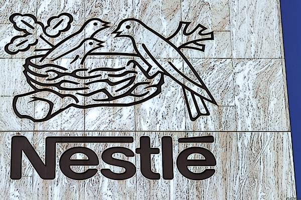Nestle Says Organic Growth Disappoints, Better to Come in 2018