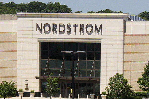 Nordstrom Is Going the Wrong Way