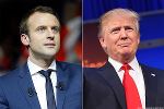 President Trump to Visit French President Macron for Bastille Day