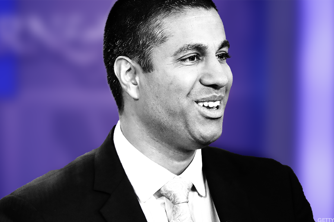 FCC Chairman Ajit Pai said rolling back net neutrality would allow for more investment and innovation around broadband networks.