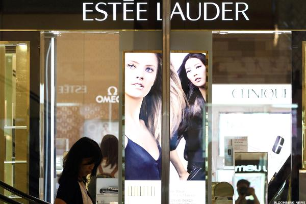 Could Estee Lauder Be Heading for a Breakout?