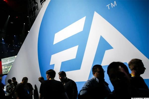 Video Game Maker Electronic Arts Powers Up With Profit Potential