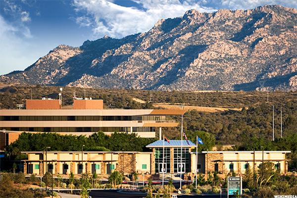 Arizona: Embry-Riddle Aeronautical University, Prescott