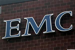 EMC Stock Higher, Dell's $63 Billion Deal Closing Next Week