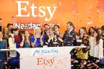Etsy Shares Soar as Big Investors Push for Sale