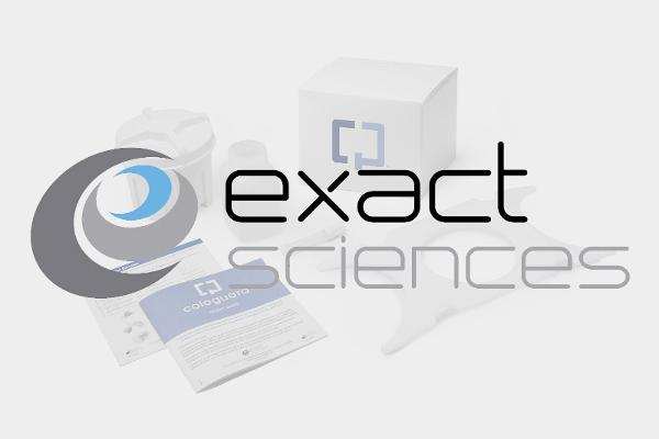 One Reason Why EXACT Sciences (EXAS) Stock Is Up Today