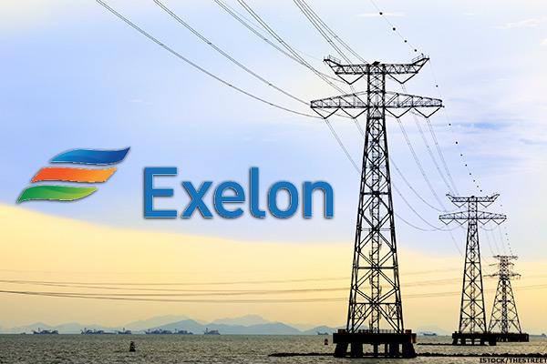 Exelon stock prices