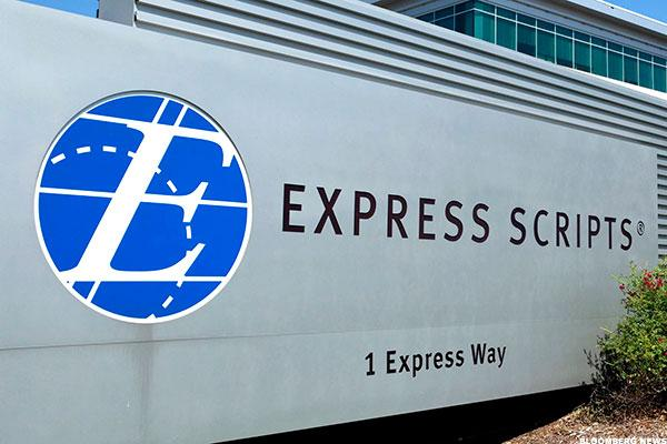 Express Scripts Looks Stuck